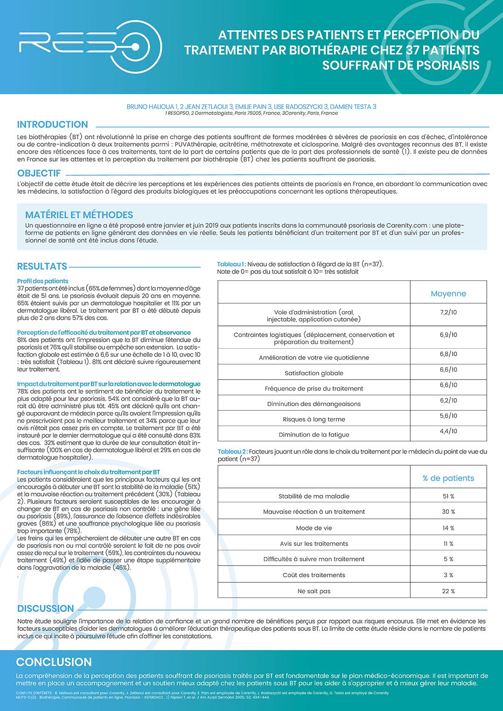 2019-11-POSTER-ATTENTES-PATIENTS-TRAITEMENT-BIOTHERAPIES